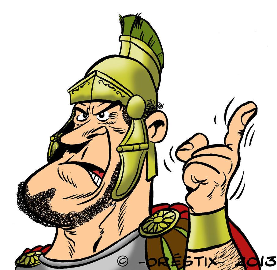 Centurion Albercamus by Orestix