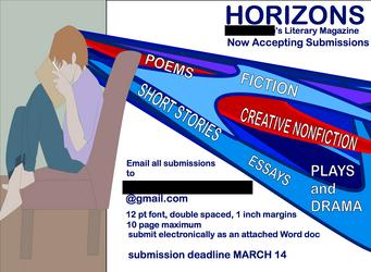 Horizons Poster by Peachakean