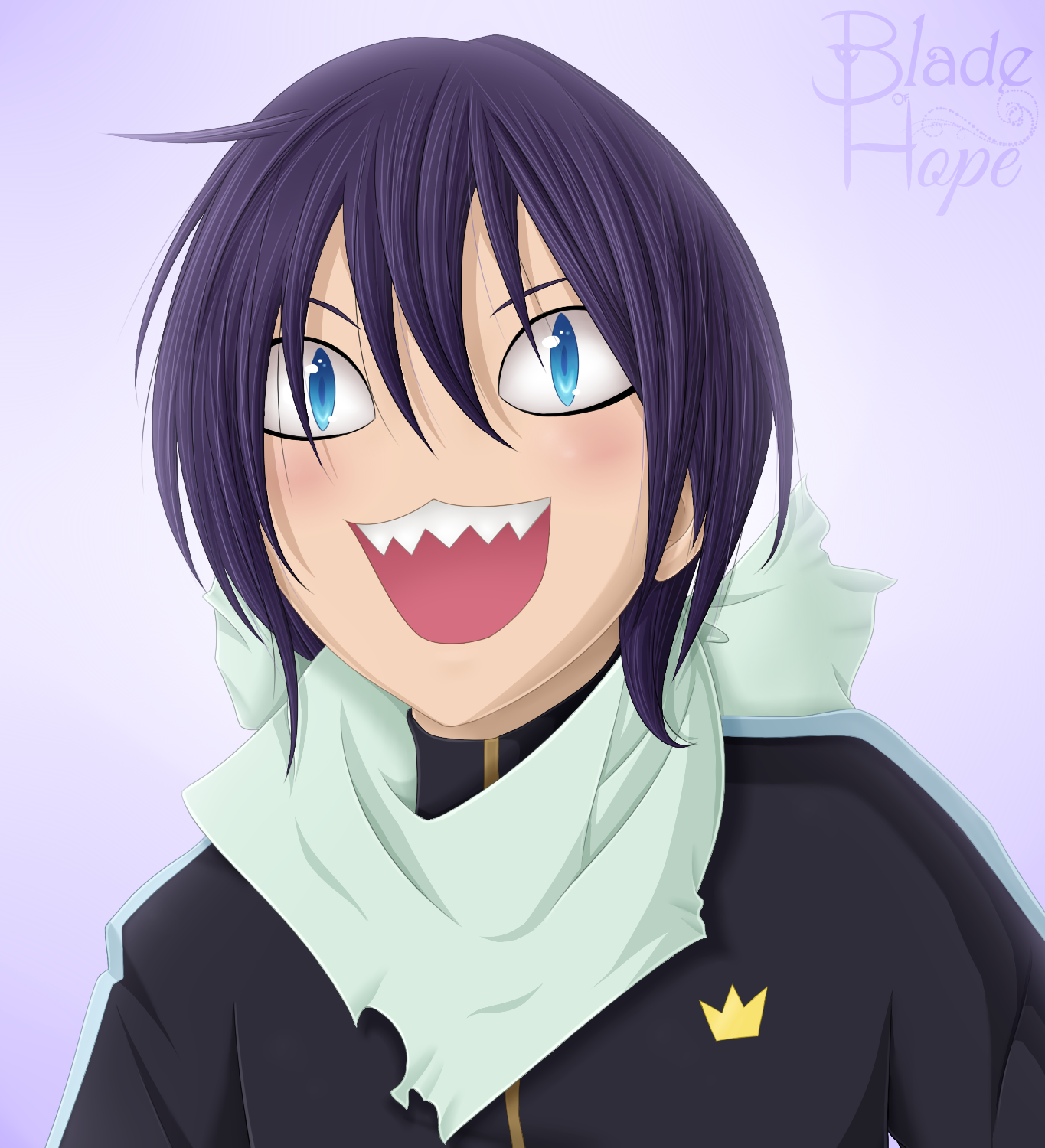 YATO by Blade-of-Hope on DeviantArt