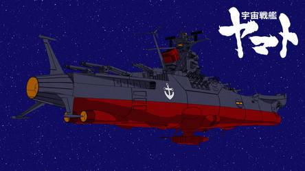 Yamato 002 by RaulMamoru