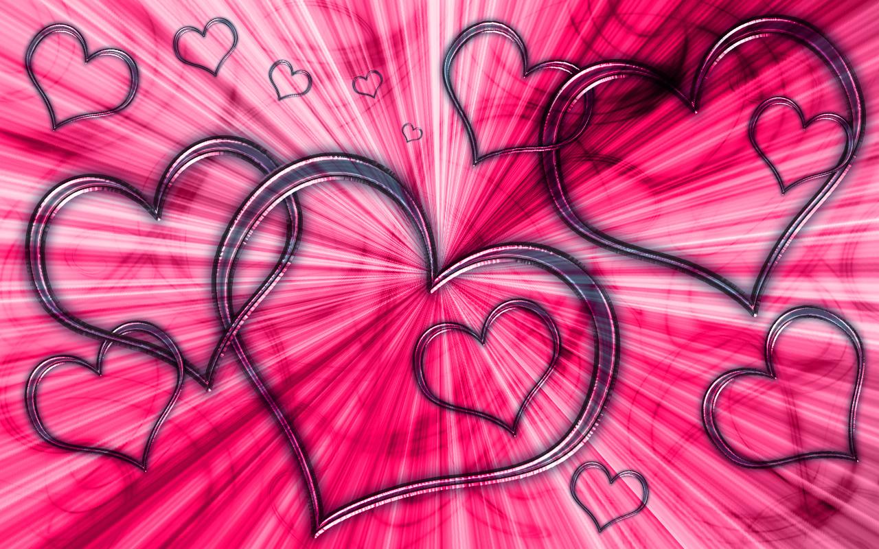 Valentine's Day Wallpaper by Lesslya