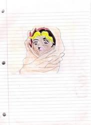 Baby Pharaoh by SpiritPuzzleshipper