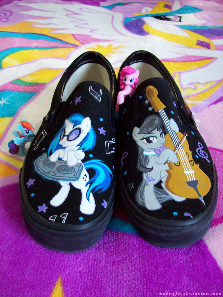 vinyl_scratch_and_octavia_pony_shoes_by_