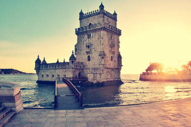 Belem Tower by sacadura