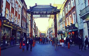 London Chinatown by sacadura