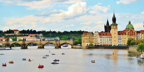 Prague VI by sacadura