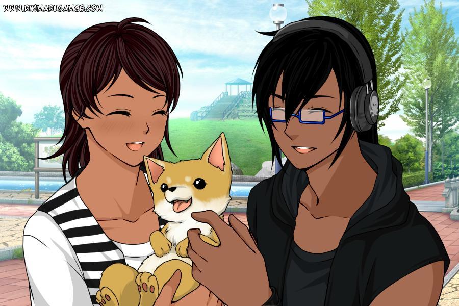 Cute Puppy by Strickplayer