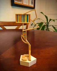 Toothpick Art by Bob Morehead
