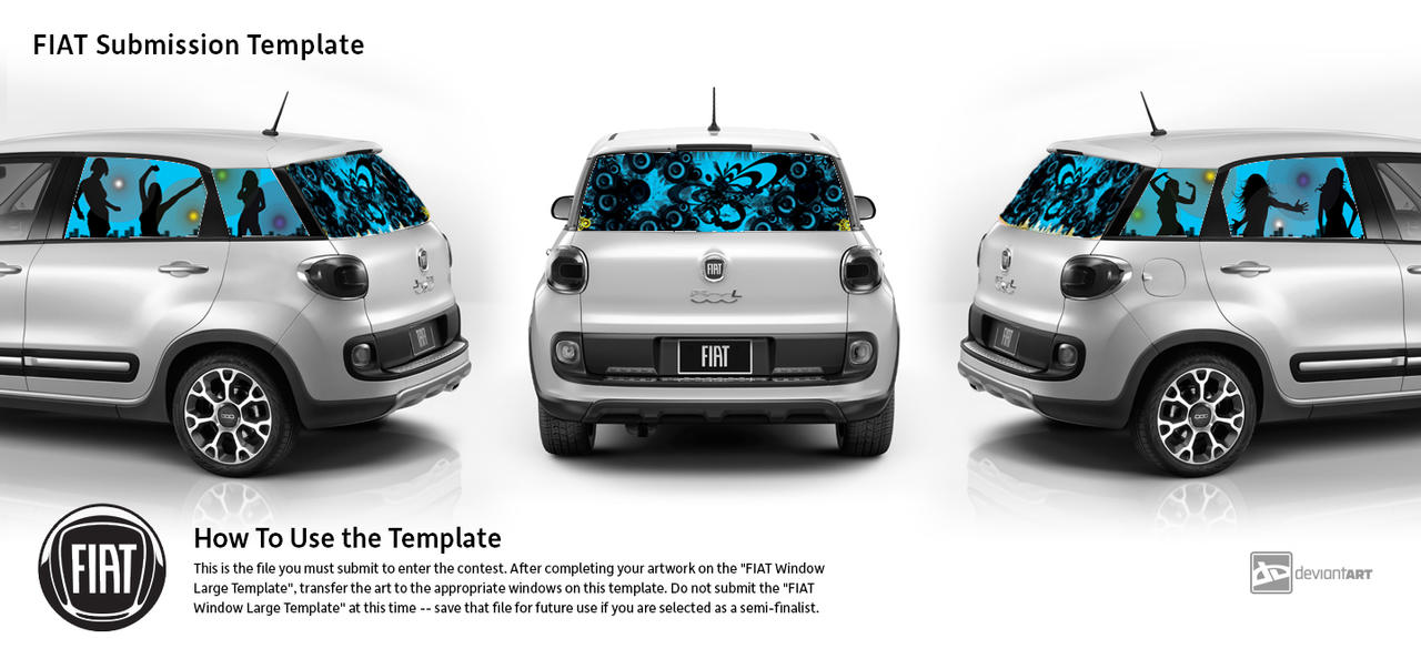 FIAT Submission Template by nacago