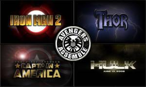 Fan Avenger Initiative Logos
