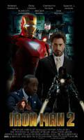 My Iron Man 2 Movie Poster