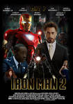 Another Iron Man 2 Film Poster