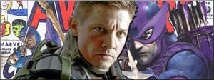 CBM Header: Renner Is Hawkeye