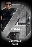 Avengers Standee: Hawkeye by Marvel-Freshman