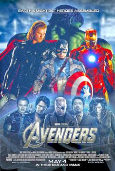 New Avengers Poster - 2