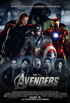 New Avengers Poster - 4