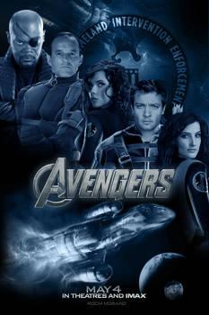 Avengers - SHIELD Poster