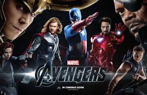 Avengers Wallpaper by Marvel-Freshman