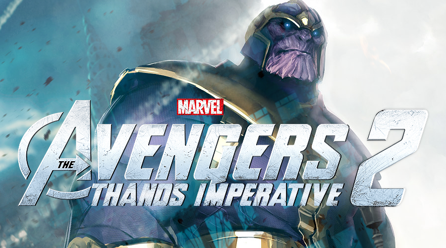 The Avengers: Thanos Imperative 1