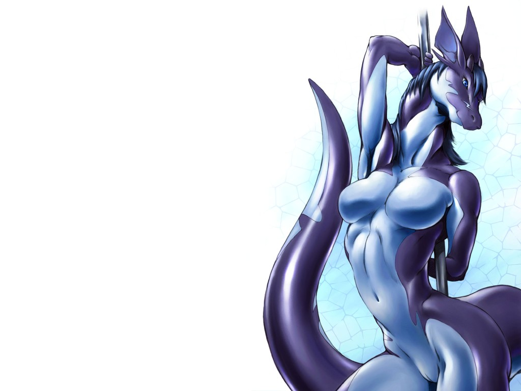 from Kyler hot sexy naked dragons