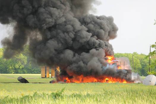 Tank Explosion 10