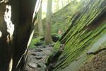 Rock Passageway 1