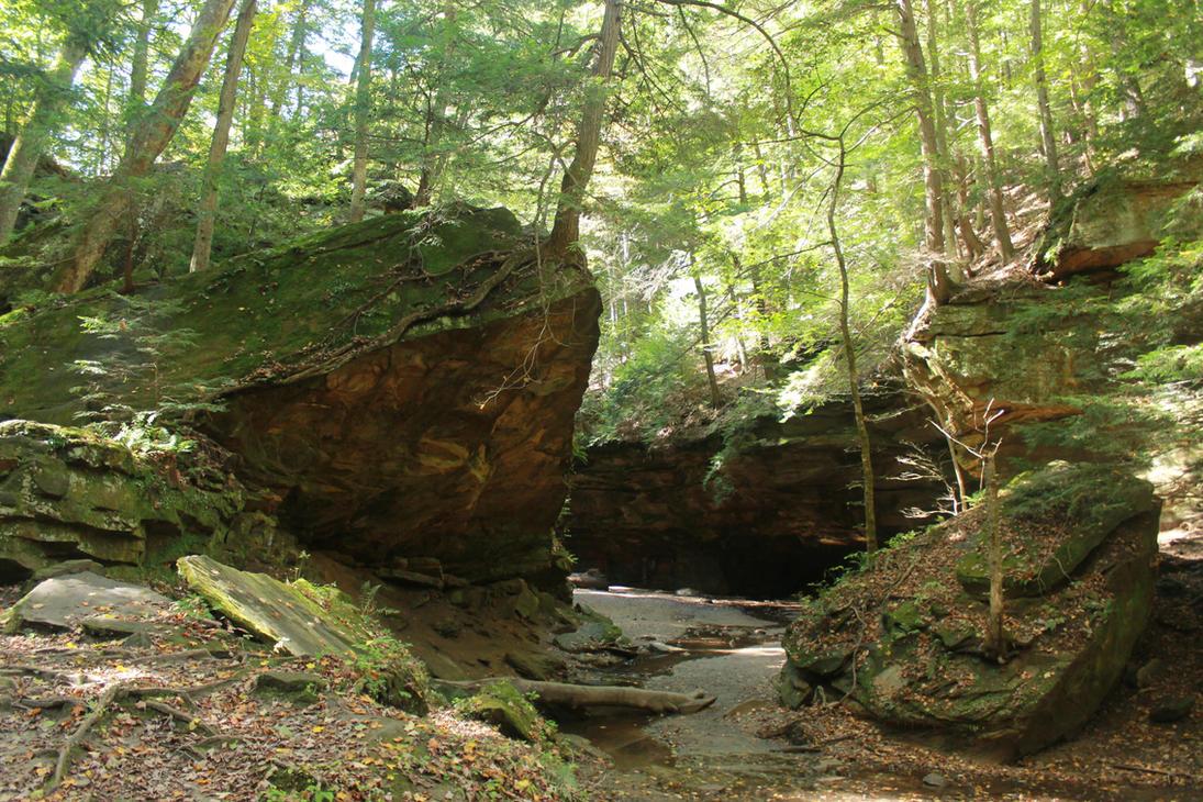 Rocky Landscape 8 by eleutheria-stock