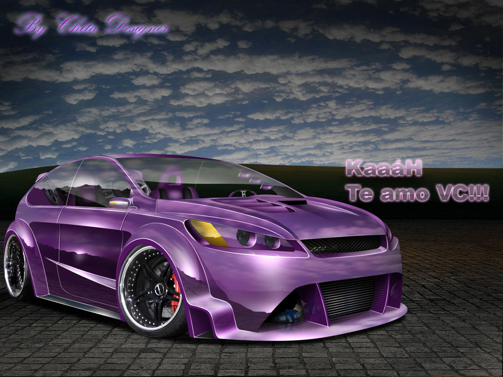 Ford Focus ST by ChitaDesigner