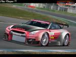 Nissan GTR  DTM