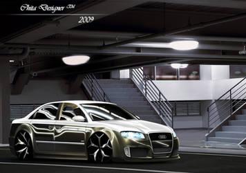 Audi RS4 by ChitaDesigner