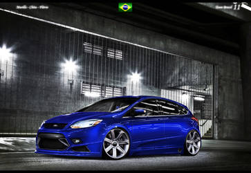 Ford Focus WTB'10 by ChitaDesigner