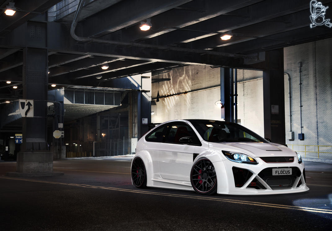 Ford Focus RS by ChitaDesigner
