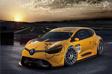 Renault Clio by ChitaDesigner