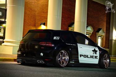 Police MKVII GTi by ChitaDesigner