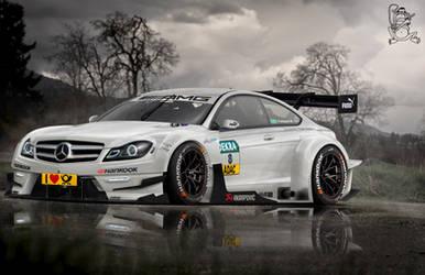 Mercedes Benz C350 DTM by ChitaDesigner