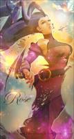 Street Fighter IV - Rose