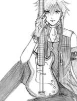 look at the pretty bass by kyotaro