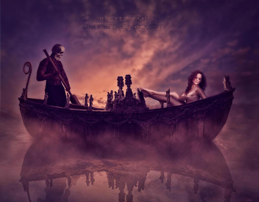 The Ferryman by jose86tf