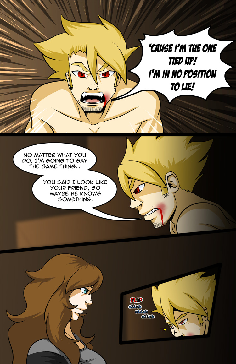 Epic Chaos! Chapter 2 Page 31