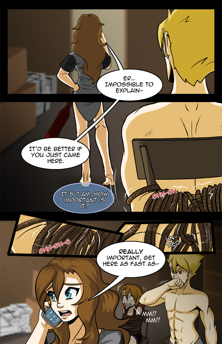 Epic Chaos! Chapter 2 Page 33
