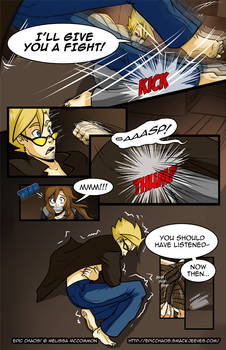 Epic Chaos! Chapter 3 Page 13