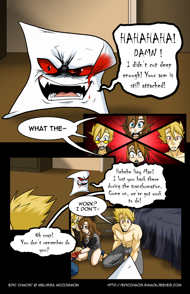 Epic Chaos! Chapter 3 Page 26