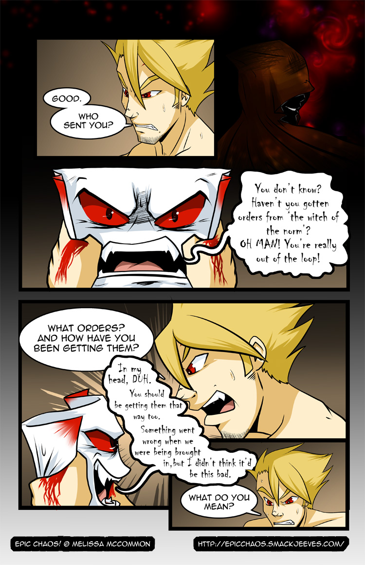 Epic Chaos! Chapter 3 Page 32