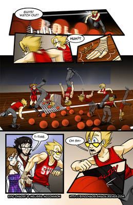 Epic Chaos! Chapter 4 Page 33