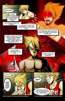 Epic Chaos! Chapter 4 Page 38