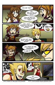 Epic Chaos! Chapter 4 Page 40