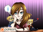 Epic Chaos!: Chibi's~ by ArtByMelissaM