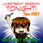 Request Stream ON!