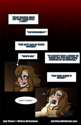 Epic Chaos! Webcomic Chapter 1 Page 2 by ArtByMelissaM