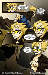Epic Chaos! Webcomic Chapter 1 Page 4 by ArtByMelissaM